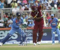 India win toss, opt to bowl against West Indies