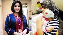 Deepika Singh aka Sandhya from 'Diya Aur Baati Hum' finally reveals the name of her baby boy!