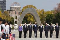 Dion visits Hiroshima with G7 ministers, pledging renewed anti-nukes effort
