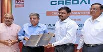 Corporation, CREDAI sign MoU on waste segregation