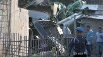 3 die in Indonesia military copter crash 10hr