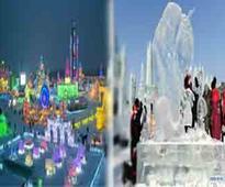 Harbin ice festival kicks off in China