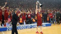 Basketball: Galatasaray Odeabank make history in Eurocup