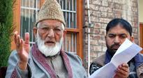 Syed Ali Shah Geelani silent on successor