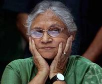 AAP accuses L-G, ACB of shielding ex-CM Sheila Dikshit in Delhi Jal Board scam