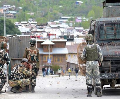1 killed, 3 injured in firing by security forces in Kashmir