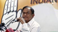 PM Modi govt can#39;t silence my voice: P Chidambaram