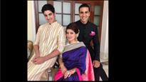 Here's how Akshay Kumar and Twinkle Khanna wished their son Aarav on his 15th birthday