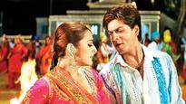 Shah Rukh Khan shoots a Punjabi number for Imtiaz Ali's Rehnuma