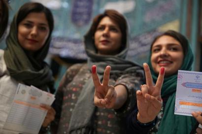 Iran votes to elect President
