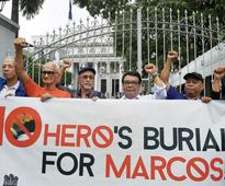 Court urged to block Marcos burial