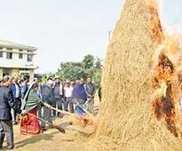 Magh Bihu celebrated with fervour