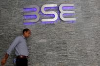 Sensex ends 67 points up after lackluster session