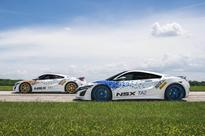 All-Electric Acura 4-Motor NSX EV Concept to Tackle Pikes Peak