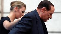 Italy's Berlusconi alert and cracking jokes after heart surgery: doctor