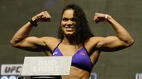 First openly gay UFC champ, Amanda Nunes, has heart set on fighting Ronda Rousey