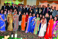 Patriotic Fervor At Republic Day Celebrations In Willowbrook