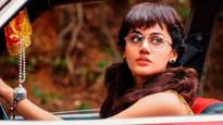Find out the inspiration behind Taapsee Pannu's look in 'Dil Juunglee'