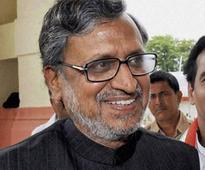 Senior BJP leader Sushil Modi fires corruption salvo against Rabri Devi