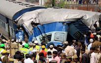 Sealdah-Ajmer Express derailment - Major railway accidents in India