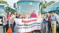 Sri Lanka Tourism supports DER Touristik to promote destination Sri Lanka, hosting 60 German journalists