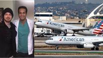Muslim American celebrity dentist kicked off plane for making anti-Trump joke