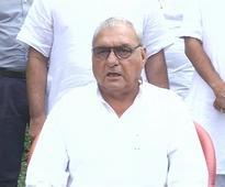 Haryana Govt. strips Hooda off cabinet rank