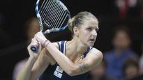 Safarova, Pliskova advance at Prague Open