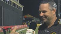 Danny Morrison's handshake offer brutally rejected by Aussie batsman