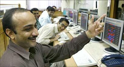 Sensex breaches 27K, Nifty reclaims 8300 mark in opening trade