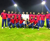 Muscat CT humble Sinha CT in a 10-wicket victory