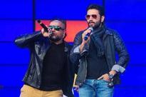 Vishal-Shekhar perform in Houston