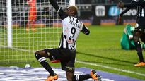 Angers end poor run with dominant win over Monaco