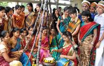 Pongal celebrated in Berhampur