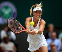 Angelique Kerber happy at the head of women's tennis
