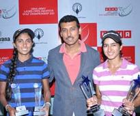 Usha Ladies Golf: Gurbani Singh edges past Aditi Ashok in season-opener