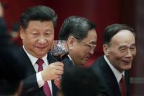 Xi said consolidating grip on power in China by curbing rival bloc, giving allies more power