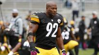 Pittsburgh Steelers LB James Harrison to play in 2016