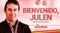 Spain hire Julen Lopetegui as manager to turn around La Roja