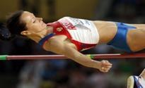 Russian high jumper Slesarenko to fight IOC decision in court