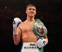 Callum Smith 'willing to fight anyone'