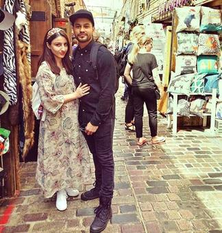 PIX: Soha-Kunal's babymoon in London!