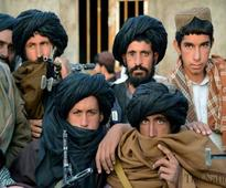 Afghans push for Taliban  'safe zone' to outflank Pakistan
