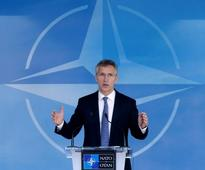 NATO, EU leaders pledge strong alliance to counter Brexit fallout