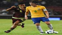 Brazil top South American World Cup qualifying table