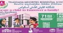 Much awaited Minority Residential Schools begin