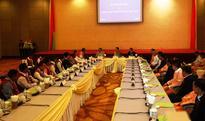 Suu Kyi meets Wa, Mongla rebel leaders