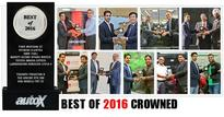 Best of 2016 Crowned