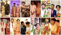 Valentine's Day 2016: Asin, Manchu Manoj, Saranya, Mukta and other celebs celebrating first V-day after marriage