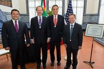 U.S. Mexico Foundation Congratulates Henry G. Cisneros on receiving th...